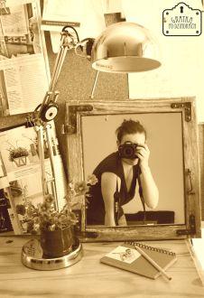 W czasie zdjęć najbardziej trzeba uważać na odbicia w lustrze!